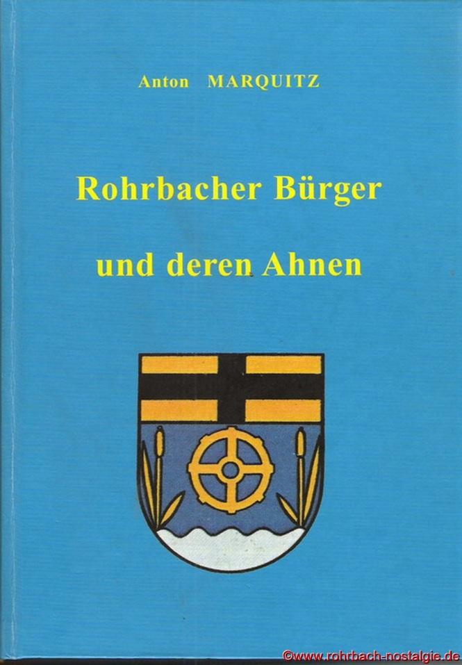 Das Ahnenbuch von Anton Marquitz