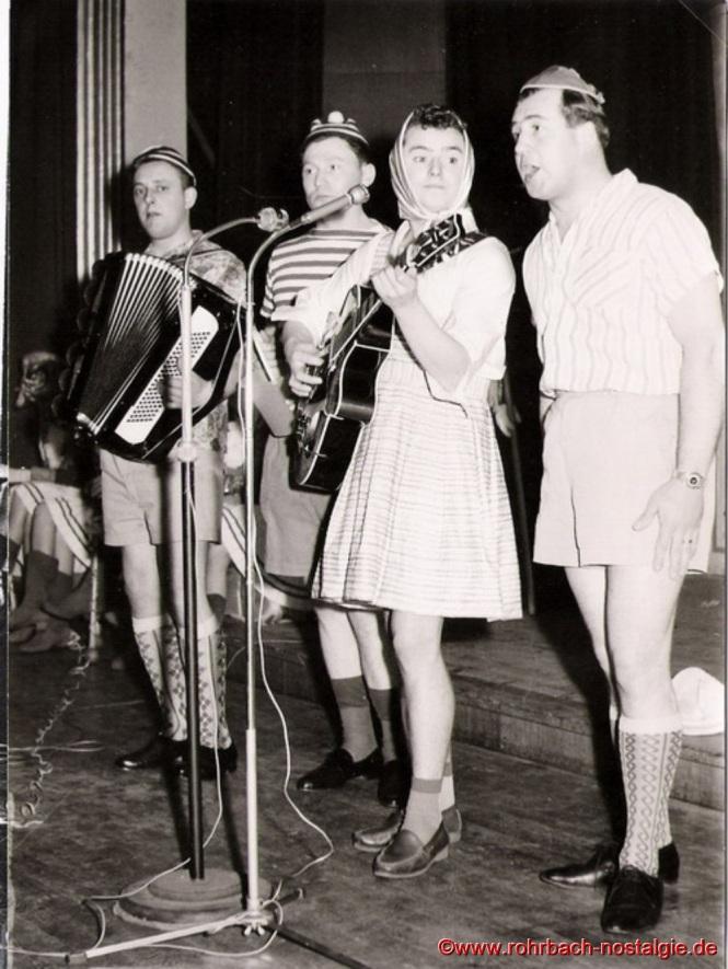 1962 Kinderliederpotpourri an Fastnacht