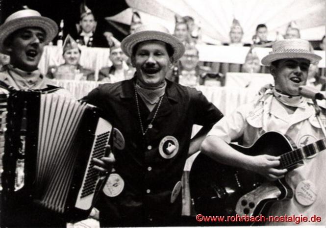 1964 Günter Weiland und Albert Knoch