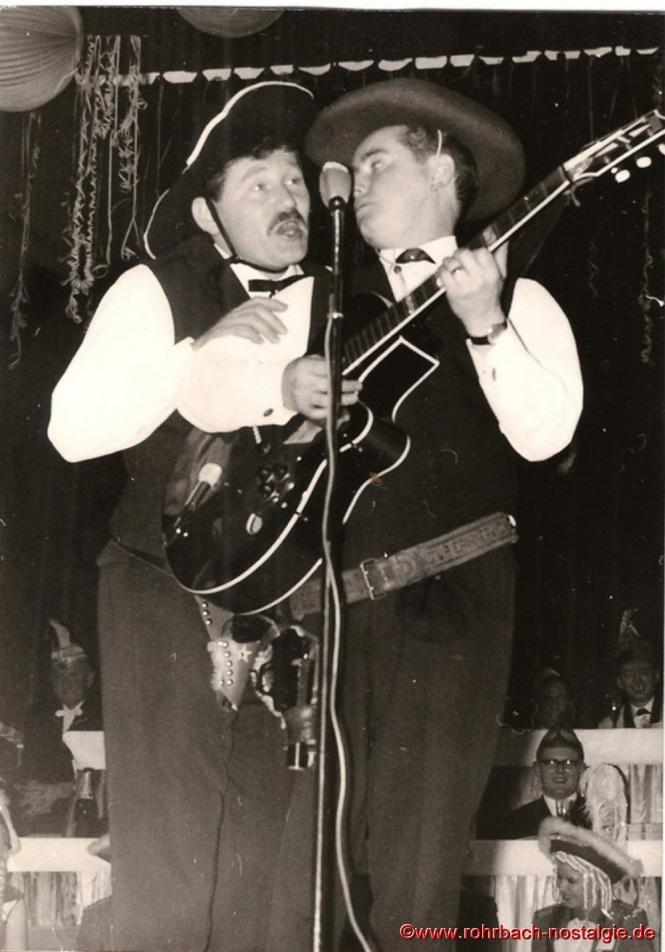 1965 Albert Knoch und Günter Weiland