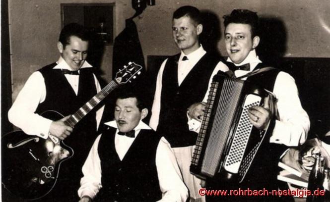 1966 Fastnachtsprogramm Cafe Clou