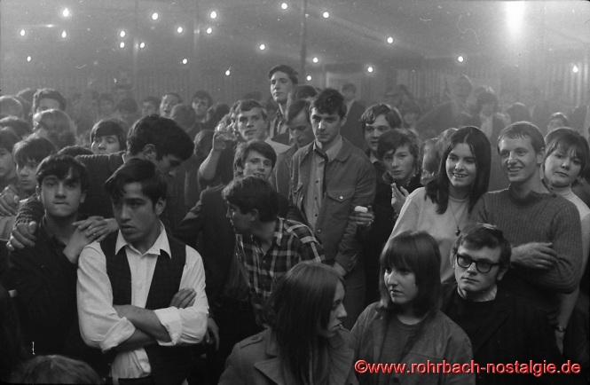 1968 Beatfestival in Rohrbach