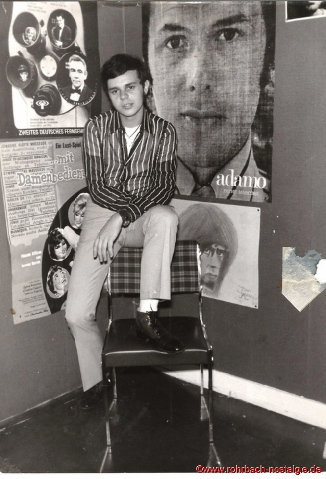 1969 DJ Egon