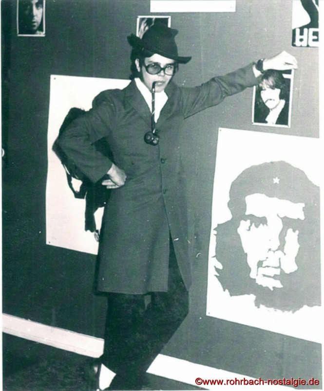 1973 DJ Egon