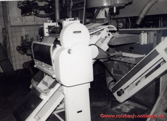 Produktionsanlage für Lang- und Kurzwaren (z. B. Spaghettis und Spiralen)