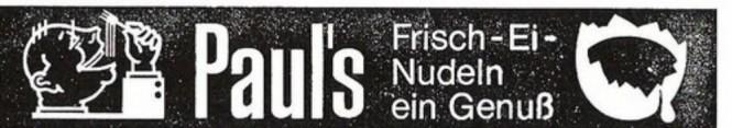 Werbung aus dem Jahre 1966