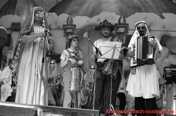Musikalische Beduinen