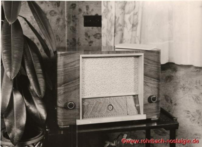 """1949 kommt das Modell """" Principal """" auf den Markt. Es kostet 19.900 Frs"""