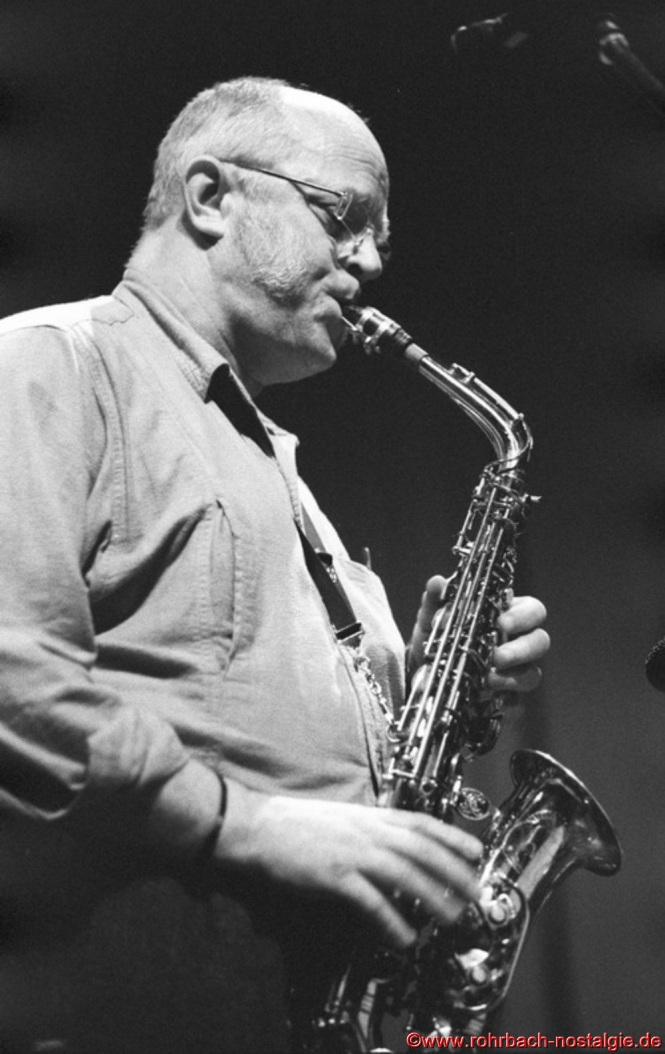 1989 Der Saxofonist E.L. Petrowsky