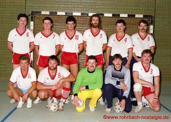 1988 Die 1. Mannschaft der SF Rotweiß