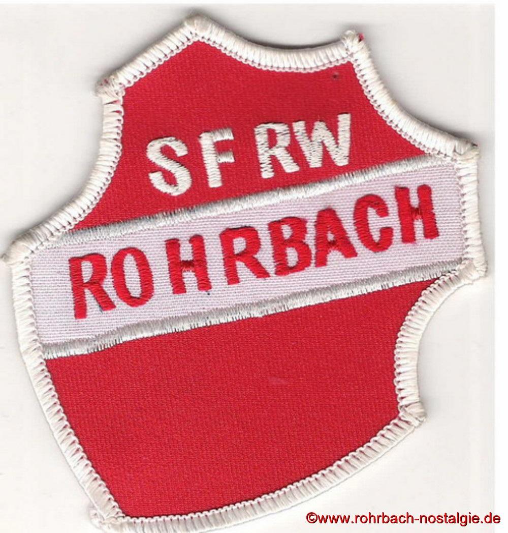 Vereinswappen der Sportfreunde Rotweiß Rohrbach
