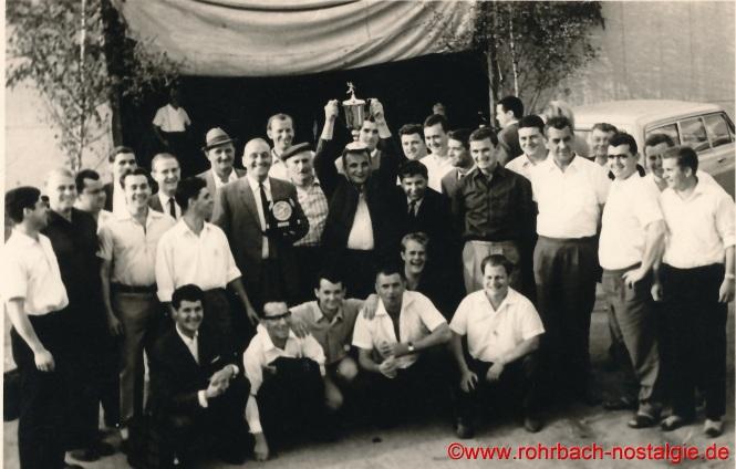 1966 Turniersieger in Hesddesheim