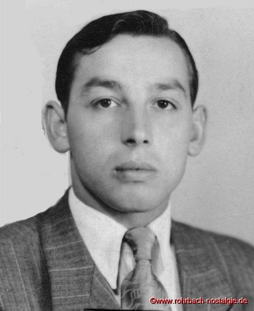 Albert Senzig - Lehrer und Lokalreporter