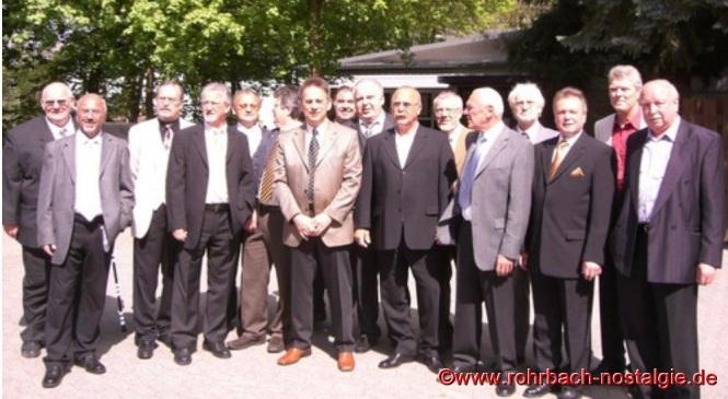 Im April 2007 feiert man die Goldene Kommunion (1957 Erstkommunion)