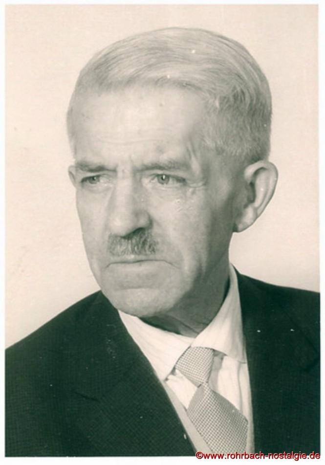 Friedrich Leiner - DAS Rohrbacher Eismännchen