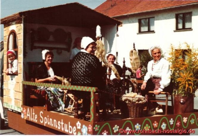 Alte Spinnstube (gestaltet vom Club Goldene Mitte
