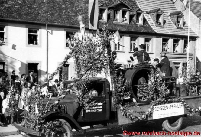 Der Wagen der Kesselschmiede Poensgen & Pfahler