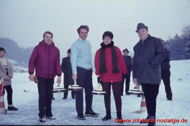 Gerhard Wagner, Günter Gleisberg, Helga Brass und Adolf Menges