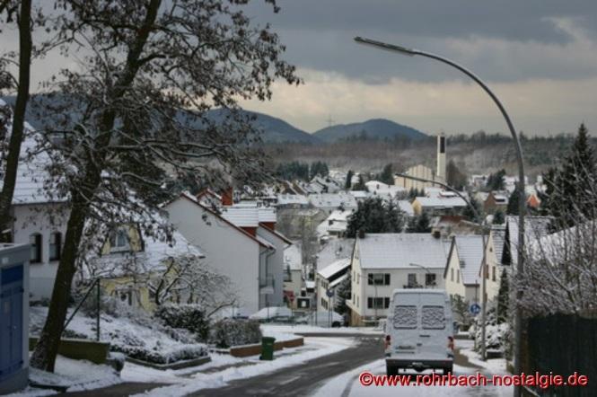 Blick von der Tummelplatzstraße auf die Konradskirche