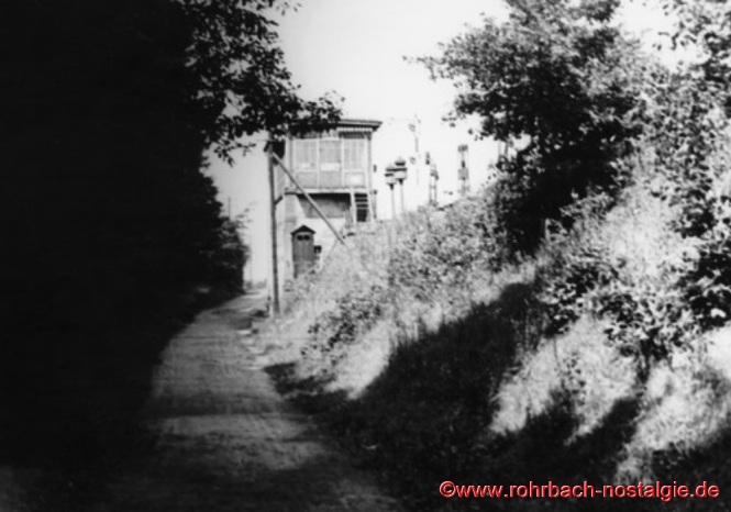 Stellwerk im Pfeifferwald