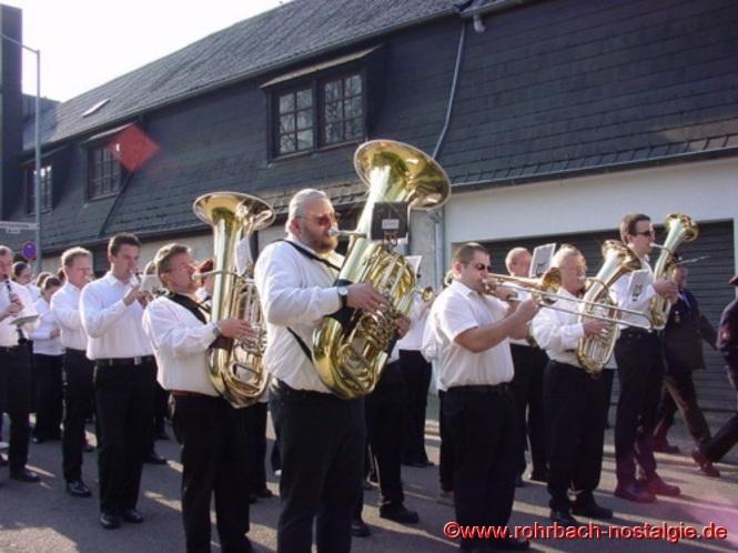 2005 Der Musikverein am Weißen Sonntag