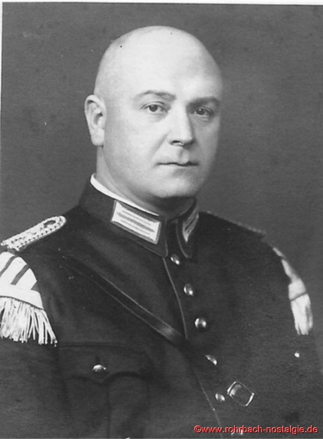 Johann Schaar war der Mitbegründer und 1. Kapellmeister der Hauskapelle des Gesellenvereins im Jahre 1924