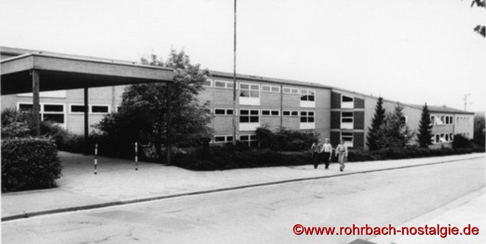 Die Johannesschule Rohrbach feiert am 5. September 2012 ihren 50. Geburtstag