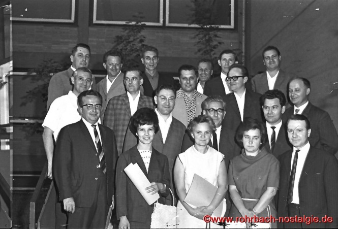 1965 Der Elternbeirat der Johanesschule