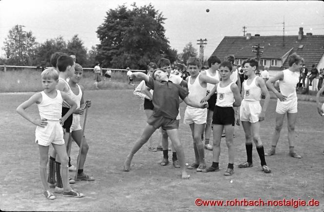 1967 Teilnehmer an den Bundesjugendspielen
