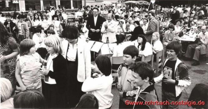 1981 - Schulfest an der Johannesschule