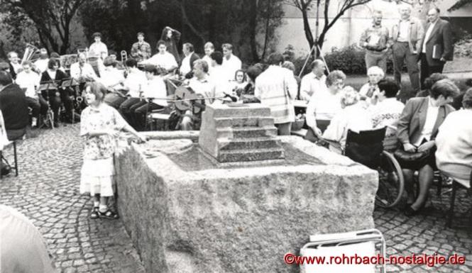 1994 - Brünnchenfest auf dem Marktplatz