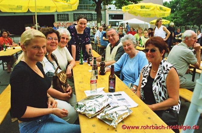 2002 Schulfest an der Johannesschule