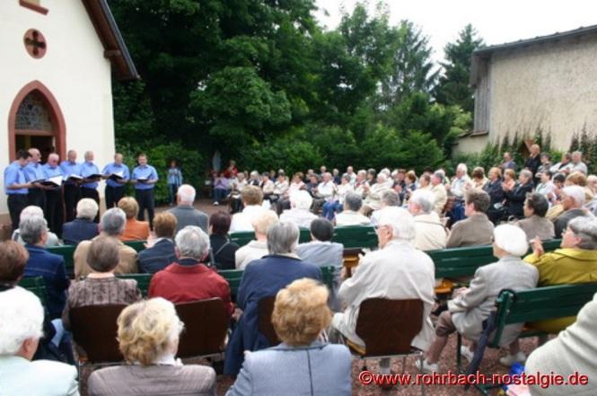 2007 - Maikonzert an der Geistkircher Kapelle
