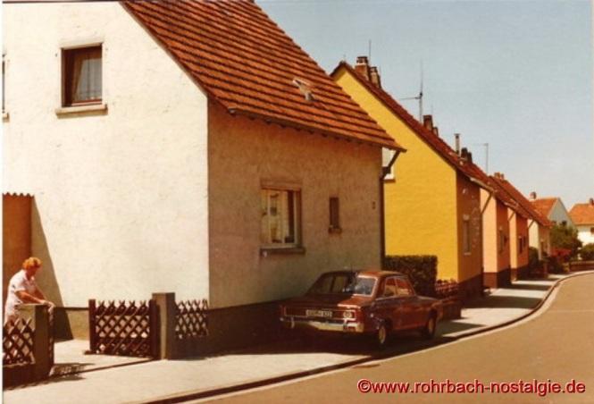 Vierter Bauabschnitt im Jahr 1976