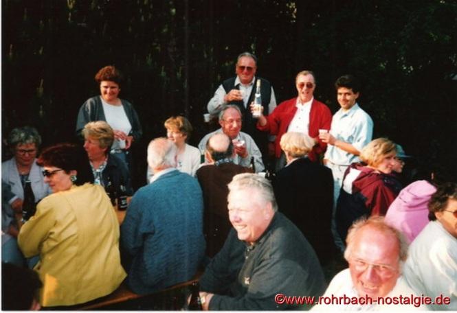 Tolle Stimmung beim Siedler-Sommerfest