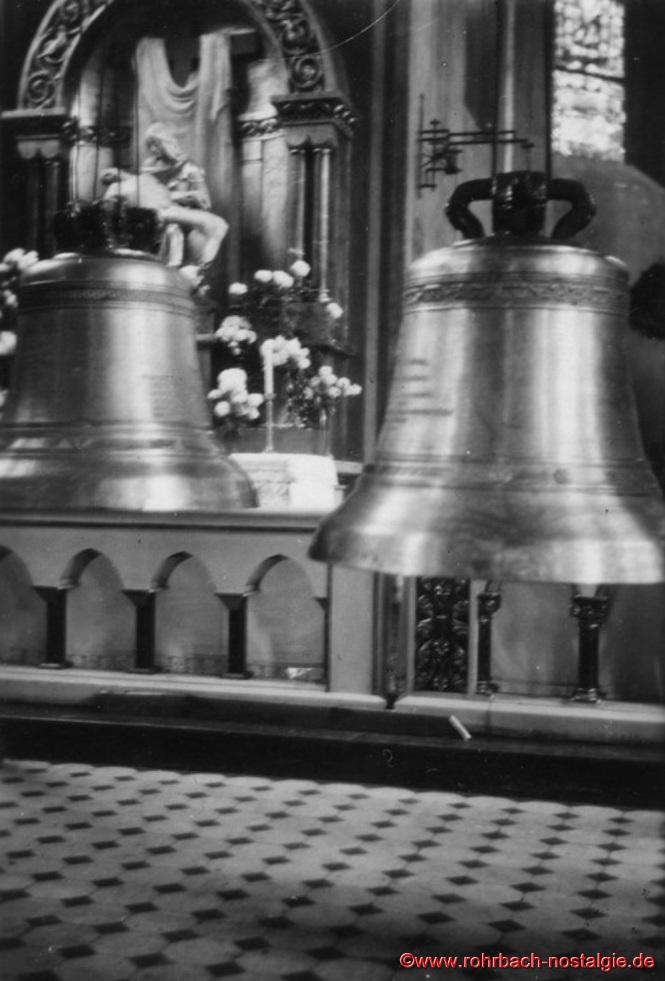 1949 – Die neuen Glocken werden geweiht