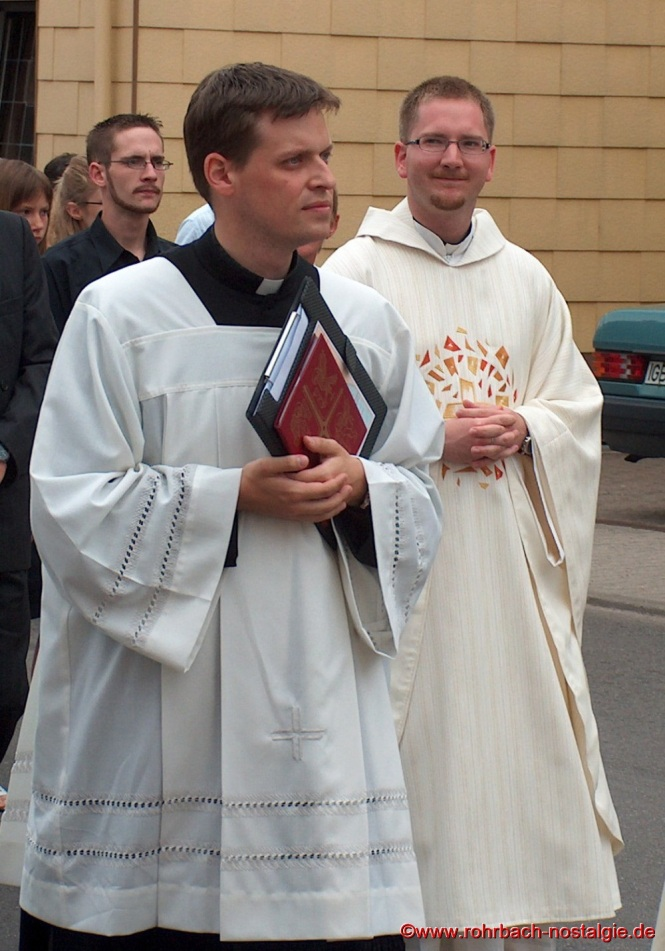 2006 Primiz des Neupriesters Carsten Leinhäuser