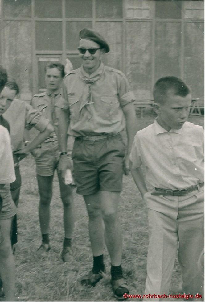 1964 Franz Zöllner - Kaplan Ernst Roth - Hans Günter Gehring