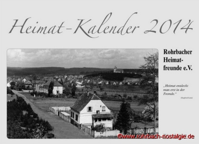 Heimatkalender 2014k