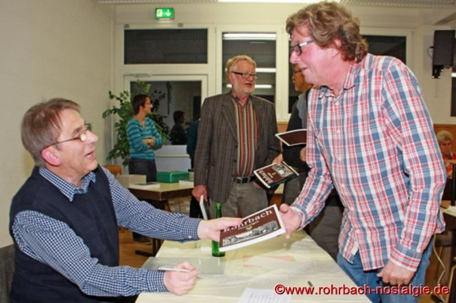 "Der Pressesprecher der Stadt St. Ingbert Peter Gaschott, ein Rohrbacher ""Bub"""