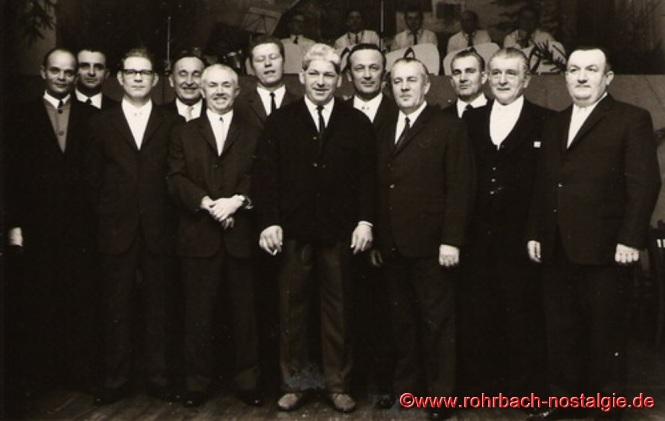 Winterfest 1970 – Fleißige Wanderer werden geehrt
