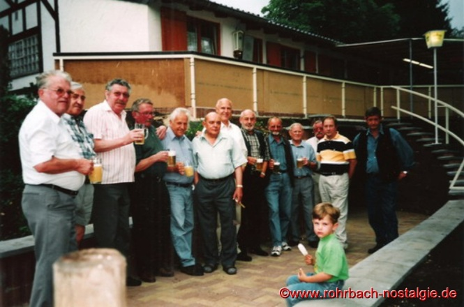 1999 – Hüttenfest an der Edelweißhütte