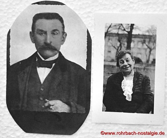 Andreas Wirtz und seine Frau waren die Stifter der heutigen Geistkircher Kapelle