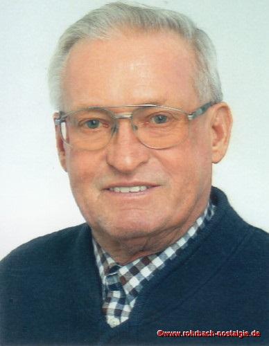 Albrecht Klam leitet den Gemeindesport bis zum Jahr 1984