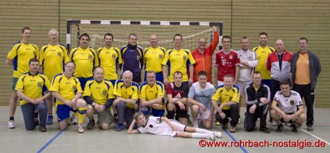 2014 Die Hobbysportgruppe in ihrem Jubiläumsjahr