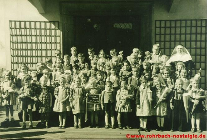 1953 Einschulung Jahrgang 1947