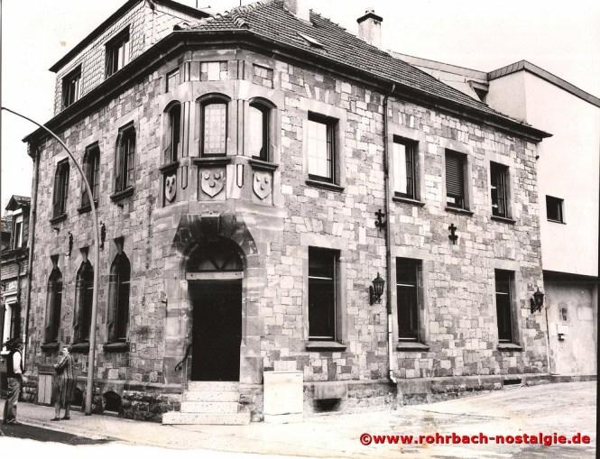 Ein bekanntes Gebäude in der Schlawerie ist das ehemalige Gasthaus Rohe