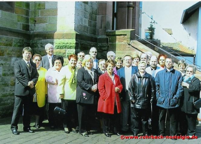 2006 Feier der Goldenen Kommunion des Jahrganges 1947