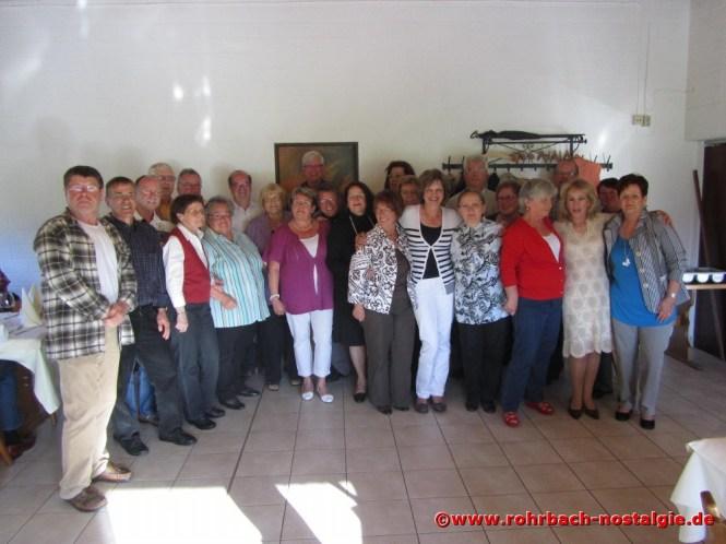 2012 Klassentreffen des Jahrganges 1947