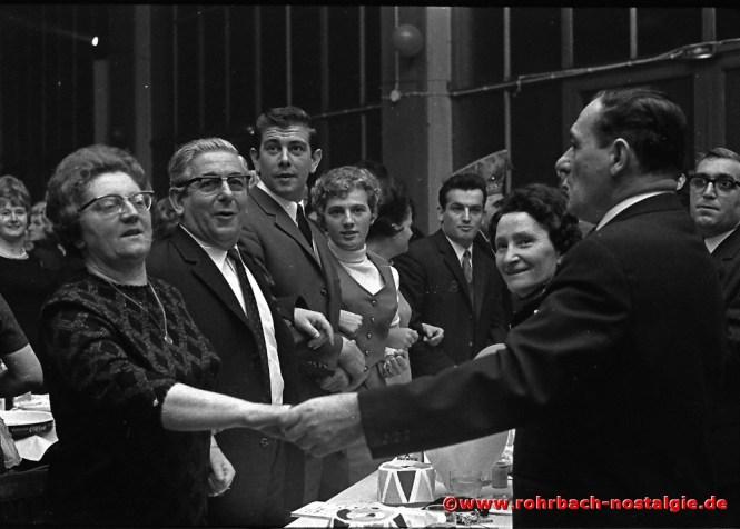 1969 Reihum wird geschunkelt